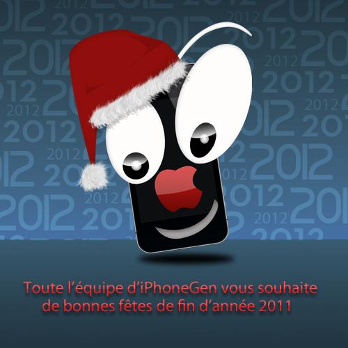 iphonegen_fetes_fin_année_2011 igen_noel_2011