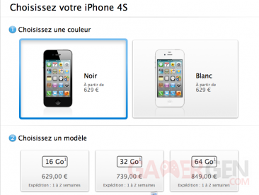 iphone4S-precommande-apple iphone4S-precommande-apple
