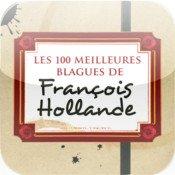 Les 100 meilleures blagues de François Hollande logo