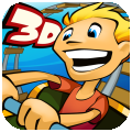3D Rollercoaster Rush 3