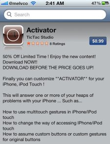 activator-tweak-cydia-disponible-sur-app-store