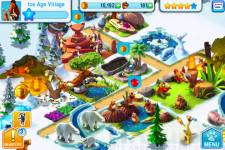 age-de-glace-le-village-jeu-android-ios-mobile