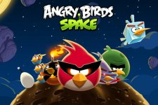 Angry Brids space 1