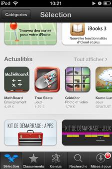 App Store augmentation des prix  (2)