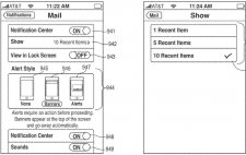 Apple-patent-iOS-Notification-Center-drawing-010