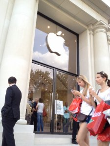 Apple Store barcelone 11.
