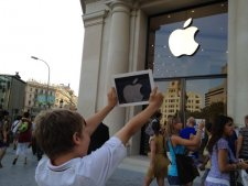 Apple Store barcelone 1.