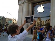 Apple Store barcelone 1.