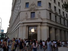 Apple Store barcelone.