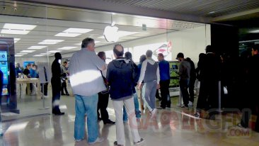 Apple Store St Laurent du var iPhone 5 DSC02390