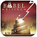 BABEL Rising logo
