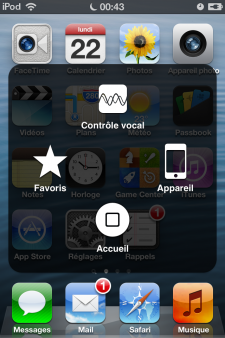 application pour verrouiller son iphone sans le bouton