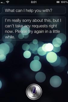 Custom Siri