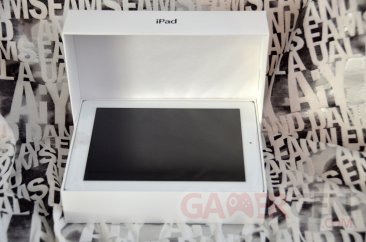 Deballage unboxing nouvel ipad 3 - 0005