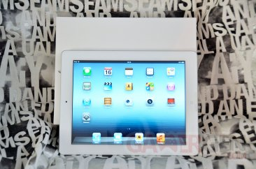 Deballage unboxing nouvel ipad 3 - 0014