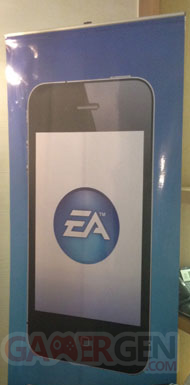 Ea iphone press event