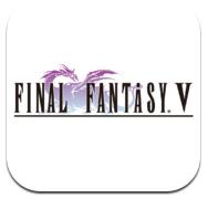 Final fantasy V bouton app store 28.03.2013.