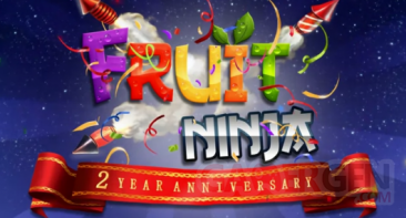 Fruit ninja anniverssaire