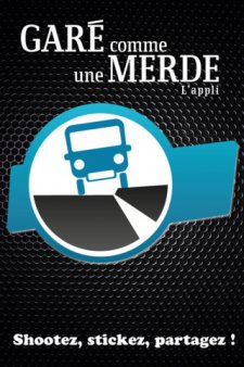 gare-comme-une-merde-application-iphone-gratutie-app-store