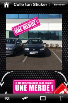 gare-comme-une-merde-application-iphone-gratutie-app-store-