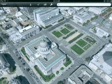Google-Maps-3D-iPad