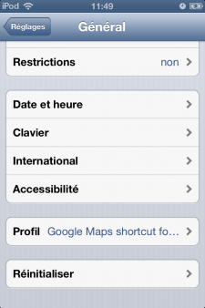 Google maps iOS 6 (5)