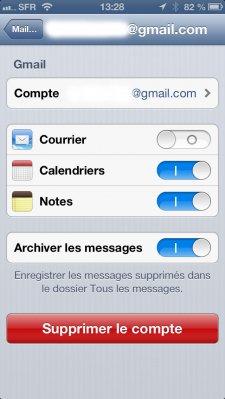 application gmail comment ajouter un compte