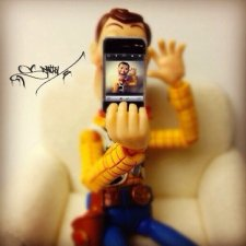 intagram-santlov-photos-jouets-utilisent-iphone-ipad-imac-woody-dark-vador-jack-sparrow