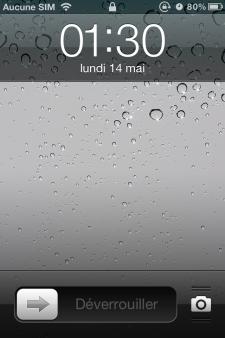 iOS 5.1.1 batteri 2