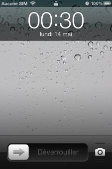 iOS 5.1.1 batteri test