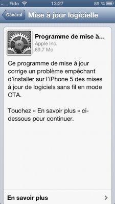 iOS 6.0.1  3.