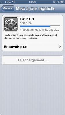 iOS 6.0.1  7.