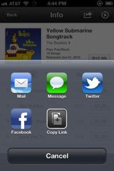 iOS 6.0 nouveauté 1