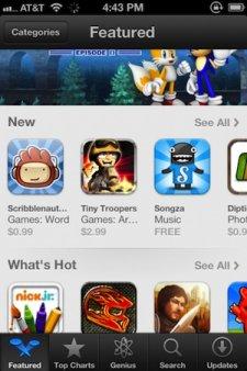 iOS 6.0 nouveauté