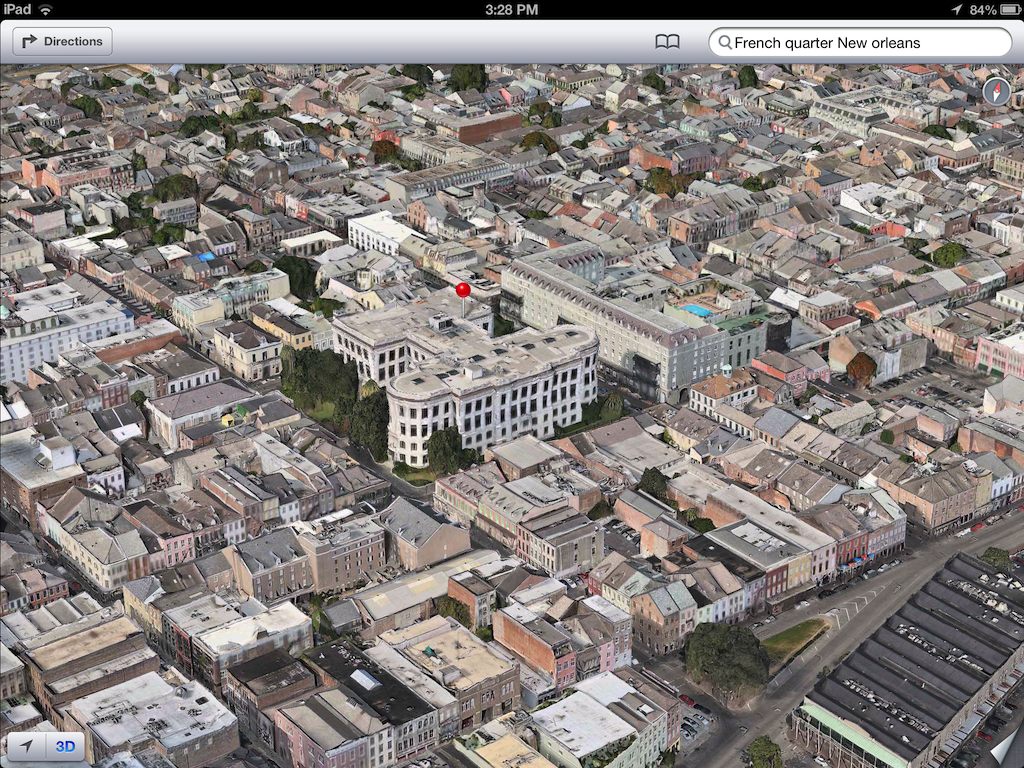 iOS 6 plans 3D image screenshots 002