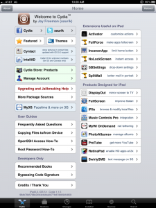 Ipad 3 jailbreak 2