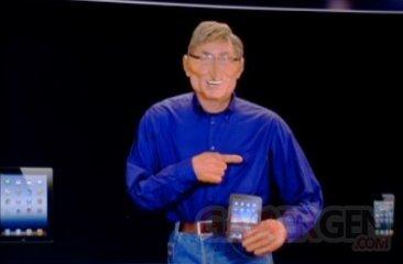 iPad mini Guignols de l'info