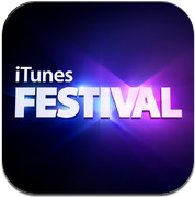 itunes-festival-evenement-musical-apple-londres-application-officielle-iphone-apple-tv-logo