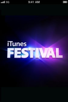 itunes-festival-evenement-musical-apple-londres-application-officielle-iphone-apple-tv