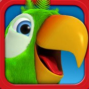 logo-talking-pierre-perroquet-qui-parle-ios-app-store