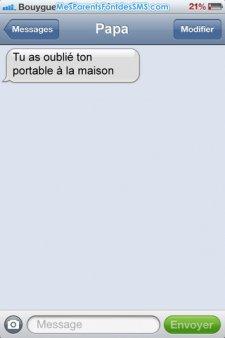 mes parents font des sms un best of hilarant de sms gamergen com. Black Bedroom Furniture Sets. Home Design Ideas