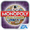 MONOPOLY Here & Now The World Edition l