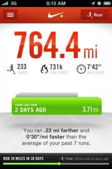 Nike+ Running 1