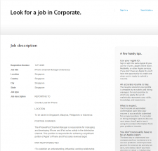 offre-emploi-apple-indonésie-probable-ouverture-apple-store