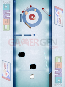 Pig Curling screenshots captures  01