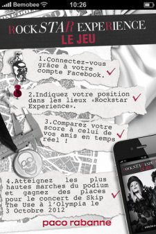 rockstar-experience-jeu-concours-paco-rabanne-appli-iphone-app-store-2