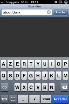 SafariBlankPage-cydia-tweak