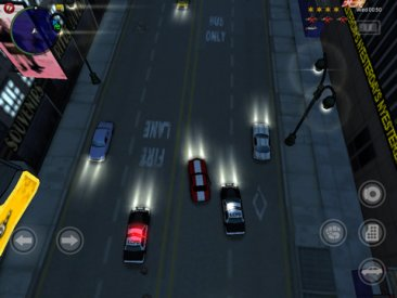 screenshot ipad gta 1