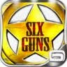 Six gunz logo Six gunz logo