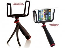 slingshot-pour-iphone-smartphone-trépied-accessoire.